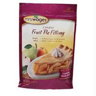 Precision Foods Inc-Mrs. Wages Fruit Mix- Fruit Pie Fill 3.9 Ounce