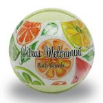 Primal Elements BOMBCMM Citrus Melonmint 4.8 oz. Bath Bomb