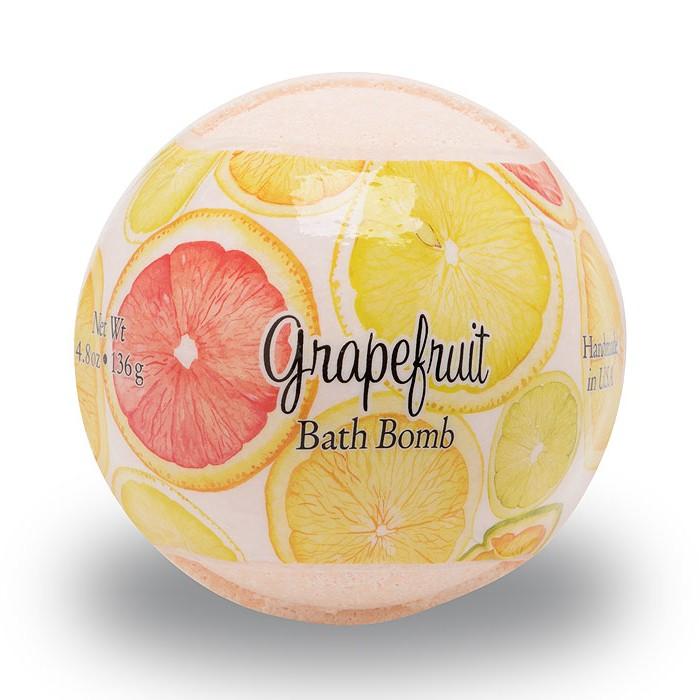 Primal Elements BOMBGRA Grapefruit 4.8 oz. Bath Bomb