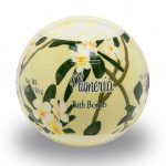 Primal Elements BOMBPLU Plumeria 4.8 oz. Bath Bomb