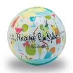 Primal Elements BOMBPRS Pineapple Rum Splash 4.8 oz. Bath Bomb