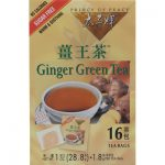 Prince Of Peace 0710194 Ginger Green Tea - 16 Tea Bags