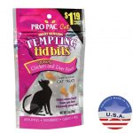 Pro Pac 030PP-71710 Tempting Tidbits For Cats