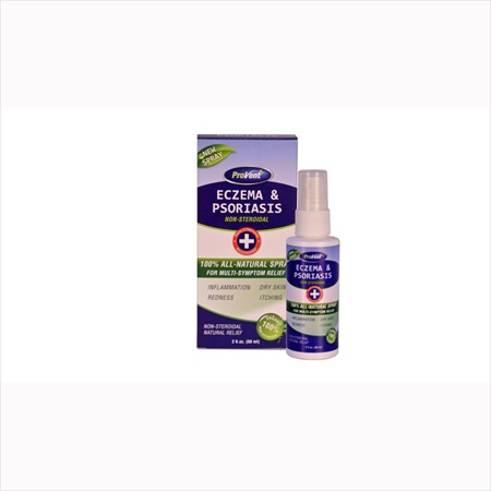 ProVent PV513R Eczema and Psoriasis Care All Natural Spray 2 fl. oz.