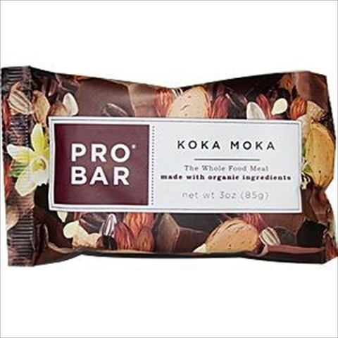 Probar Organic Koka Moka Bar - 3 Oz -Pack of 12