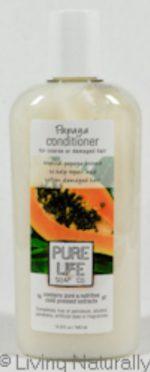 Pure Life Soap 0427989 Conditioner Papaya - 14.9 fl oz