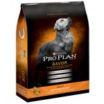Purina 13054 Proplan Savor Chicken & Rice Shredded Blend Dog Food - 6 lbs.