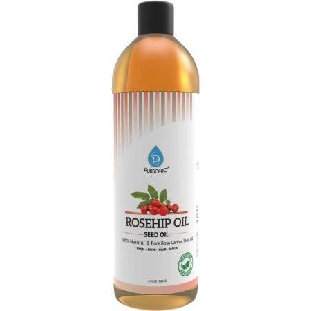 Pursonic RHO6 6 oz Rosehip Seed Oil