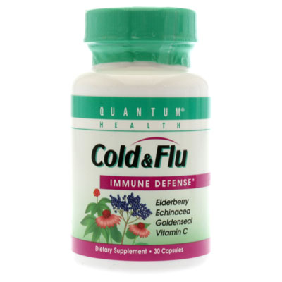 Quantum Health 58653 Cold & Flu Season