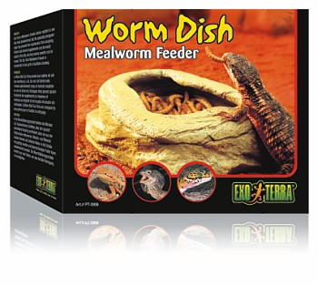 RC Hagen PT2816 Exo Terra Mealworm Feeder