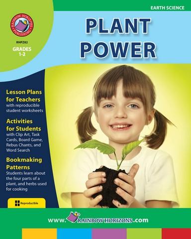 Rainbow Horizons Z82 Plant Power - Grade 1 to 2