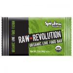 Raw Revolution 1113315 Bar Og2 Spirulina Dream - Case of 12 - 1.8 oz