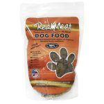 Real Meat 70802 2 lbs Air Dried Dog Food Turkey & Vension