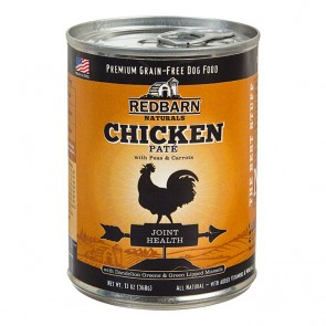 Red Barn 105004 13 oz. Chicken Pate-Joint Health Formula