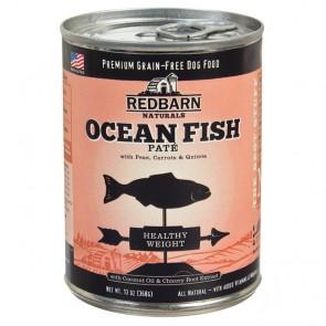 Red Barn 105005 13 oz. Ocean Fish Pate-Healthy Weight Formula