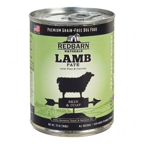Red Barn 105006 13 oz. Lamb Pate-Skin and Coat Formula