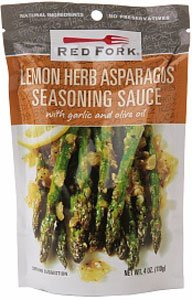 Red Fork Sauce Seasoning Lmn Hrb Asprg-4 Oz -Pack Of 8