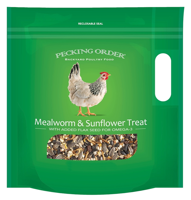 Red River Commodities 9297375 Treat Mealworm & Sunflower - 3 oz