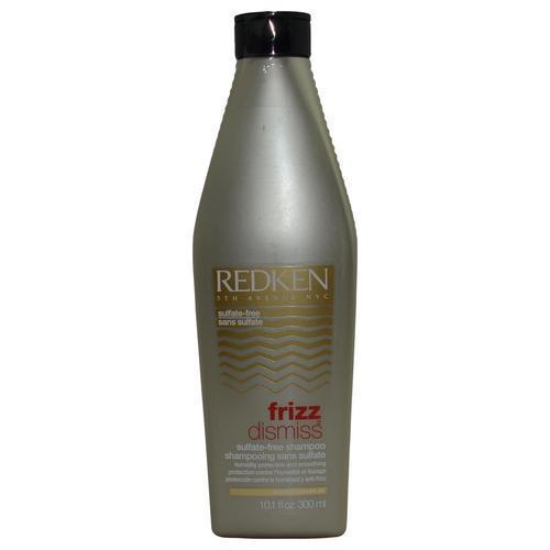 Redken 274447 10.1 oz Frizz Dismiss Sulfate Shampoo Unisex