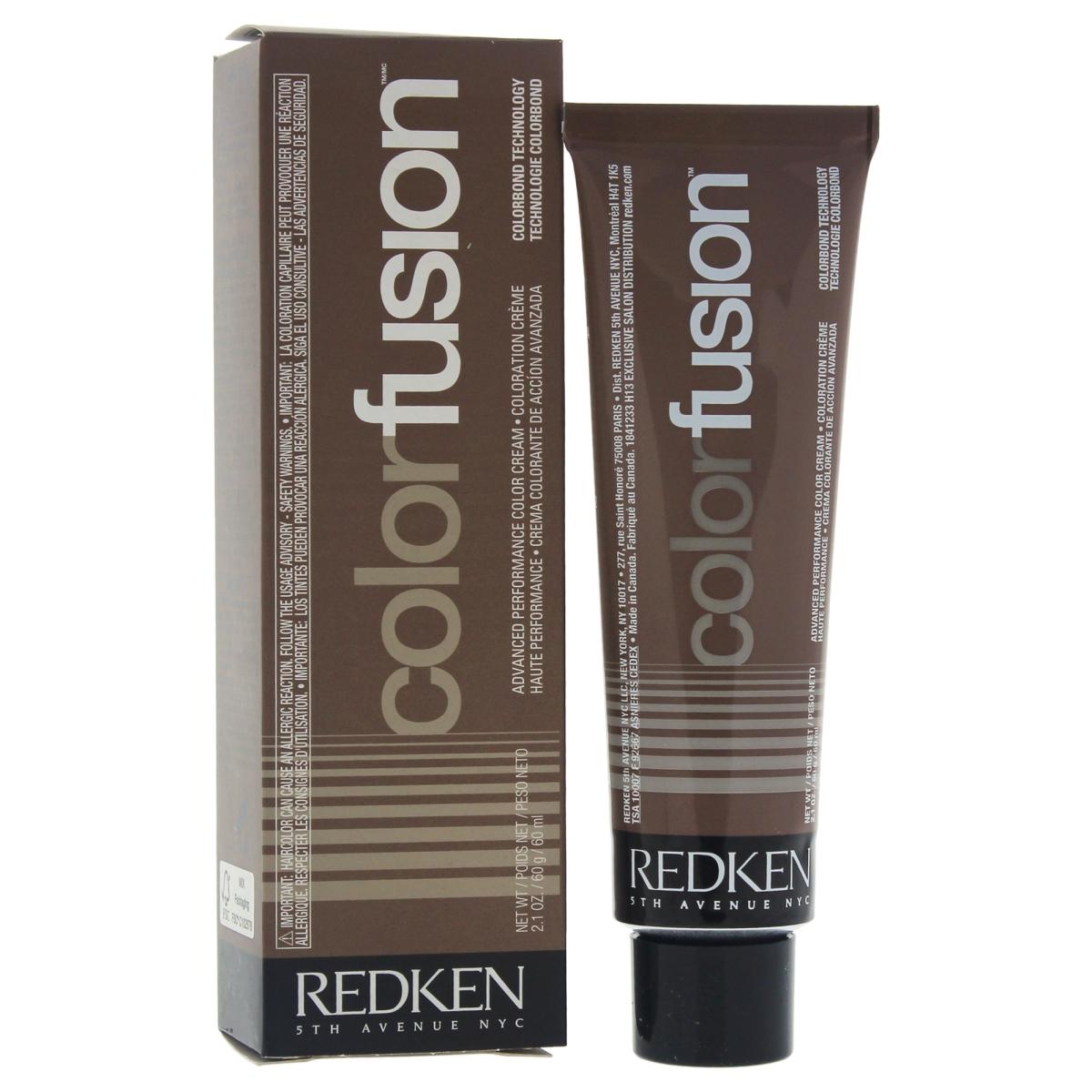 Redken U-HC-11724 2.1 oz Color Fusion Cream No. 3Gb Natural Balance Hair Color for Unisex Gold Beige