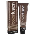 Redken U-HC-11729 2.1 oz Color Fusion Cream No. 7 Natural Balance Hair Color for Unisex Gold Beige