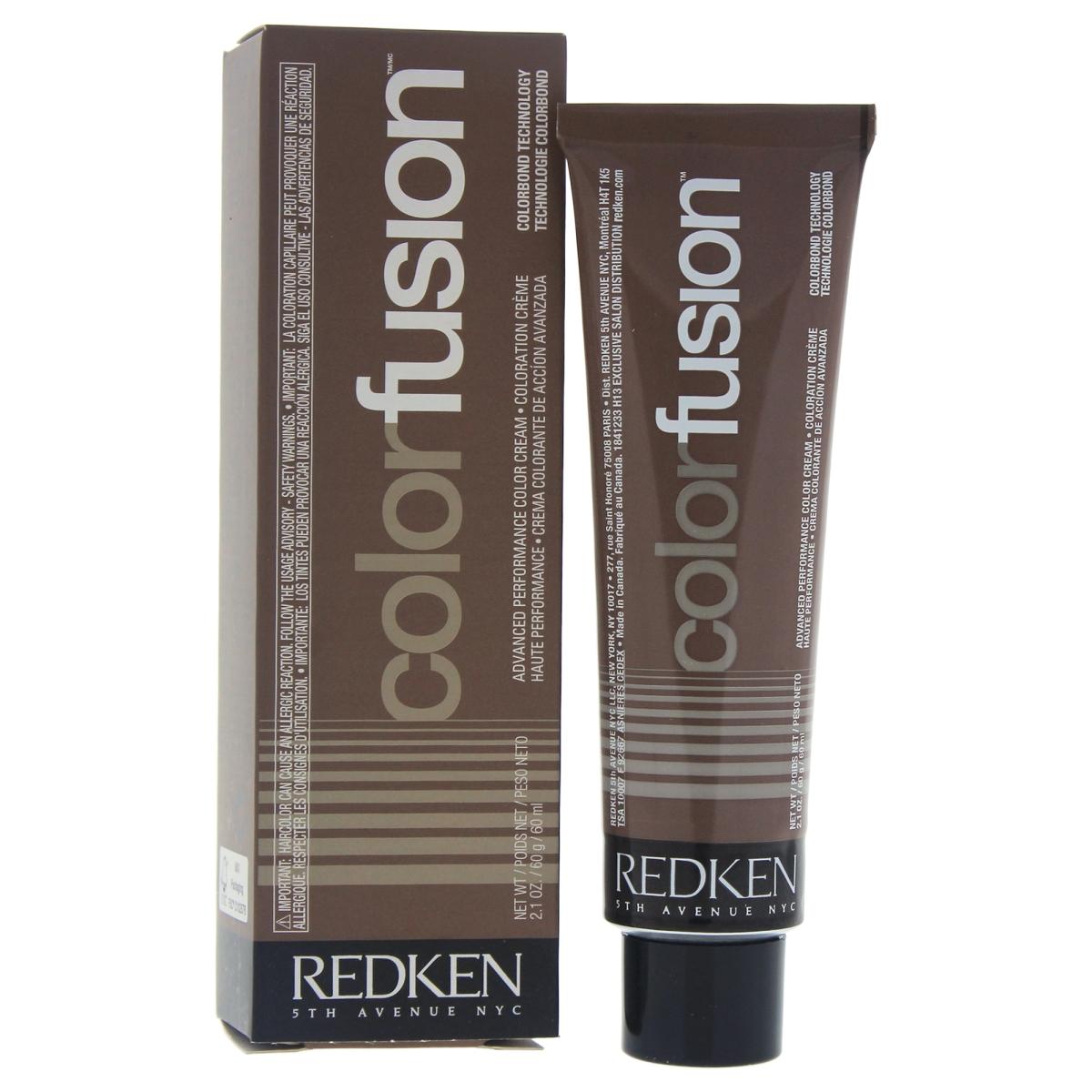 Redken U-HC-11732 2.1 oz Color Fusion Cream No. 9 Natural Balance Hair Color for Unisex Gold Beige