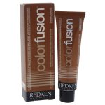 Redken U-HC-11734 2.1 oz Color Fusion Cream No. 3 Natural Fashion Hair Color for Unisex Brown Red