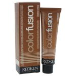 Redken U-HC-11743 2.1 oz Color Fusion Cream Natural Fashion No. 6 Hair Color for Unisex Mahogany & Violet