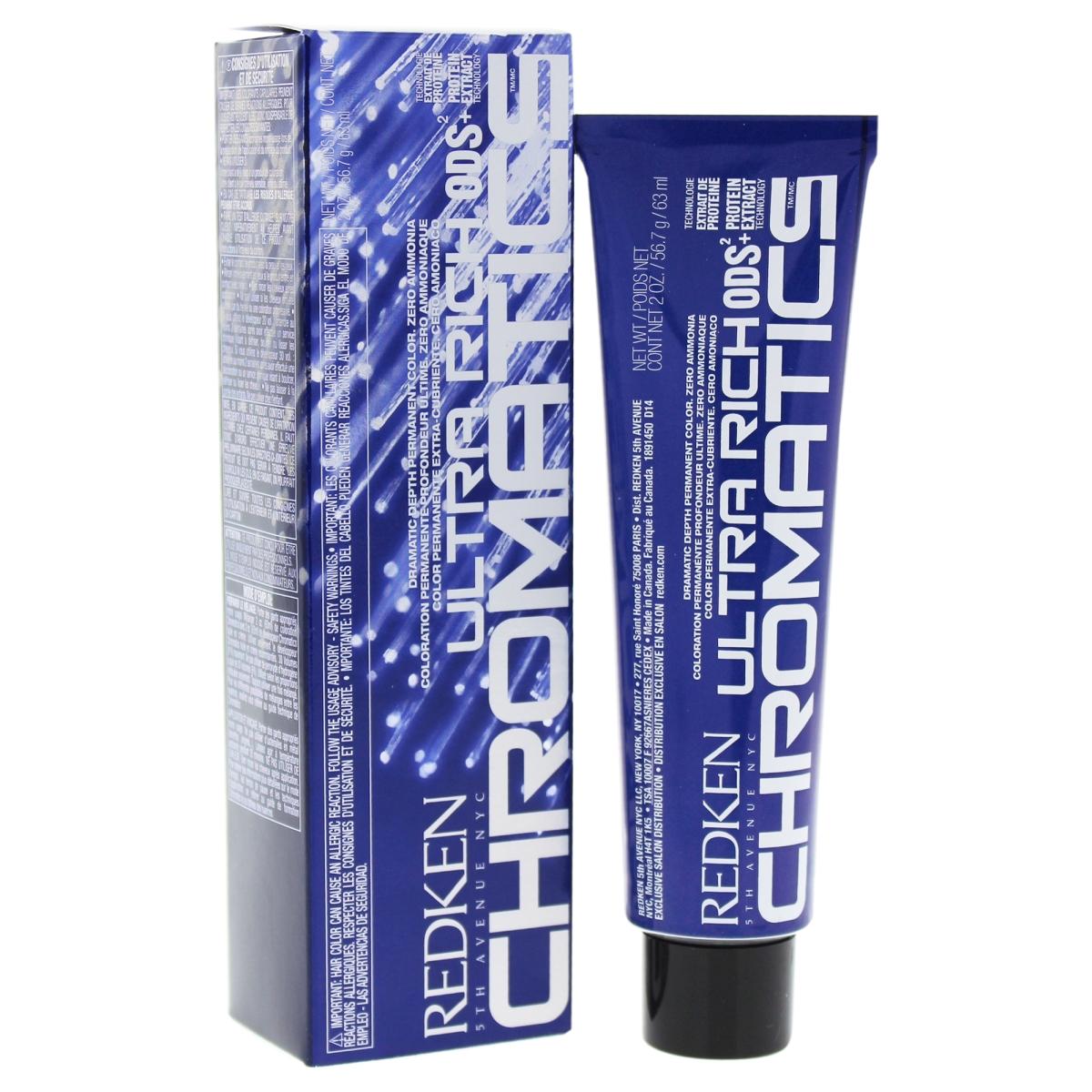 Redken U-HC-11827 2 oz Chromatics Ultra Rich Hair Color for Unisex - 8P Pearl