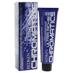 Redken U-HC-11838 2 oz Chromatics Ultra Rich Hair Color for Unisex - 3BR Brown & Red