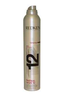 Redken U-HC-4785 Fashion Work 12 Working Spray - 11 oz - Spray