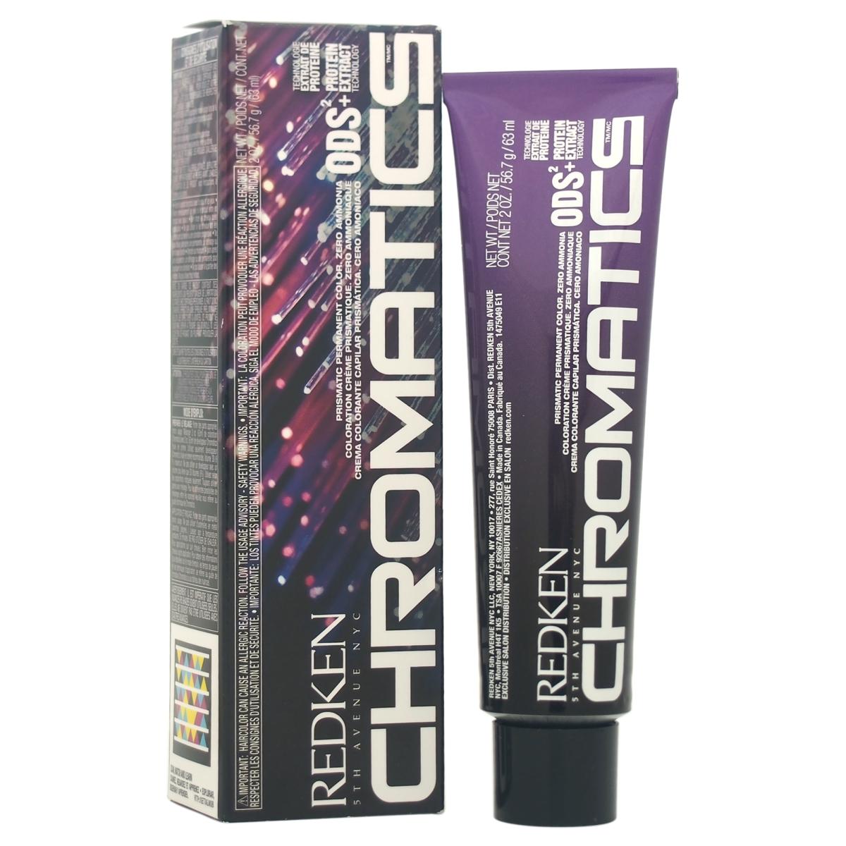 Redken U-HC-8237 2 oz Chromatics Prismatic No.1 Hair Color for Unisex Ash Blue
