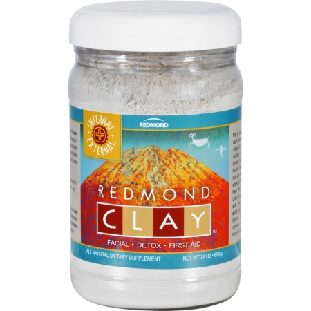 Redmond Clay 1701135 24 oz All Natural Dietary Supplement