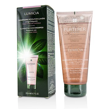 Rene Furterer 215703 200 ml Lumicia Illuminating Shine Shampoo - Frequent Use All Hair Types