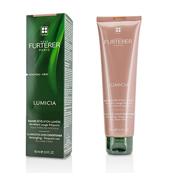Rene Furterer 215705 150 ml Lumicia Illuminating Shine Conditioner - Frequent Use All Hair Types