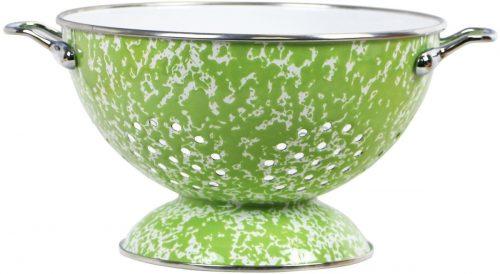 Reston Lloyd 80791 3 qt Calypso Basics Colander Lime Marble
