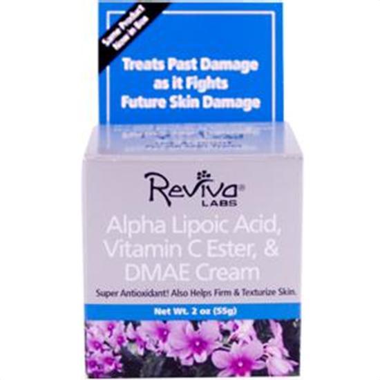 Reviva Labs Anti-Aging Alpha Lipoic Acid Night Cream 2 oz. 220771