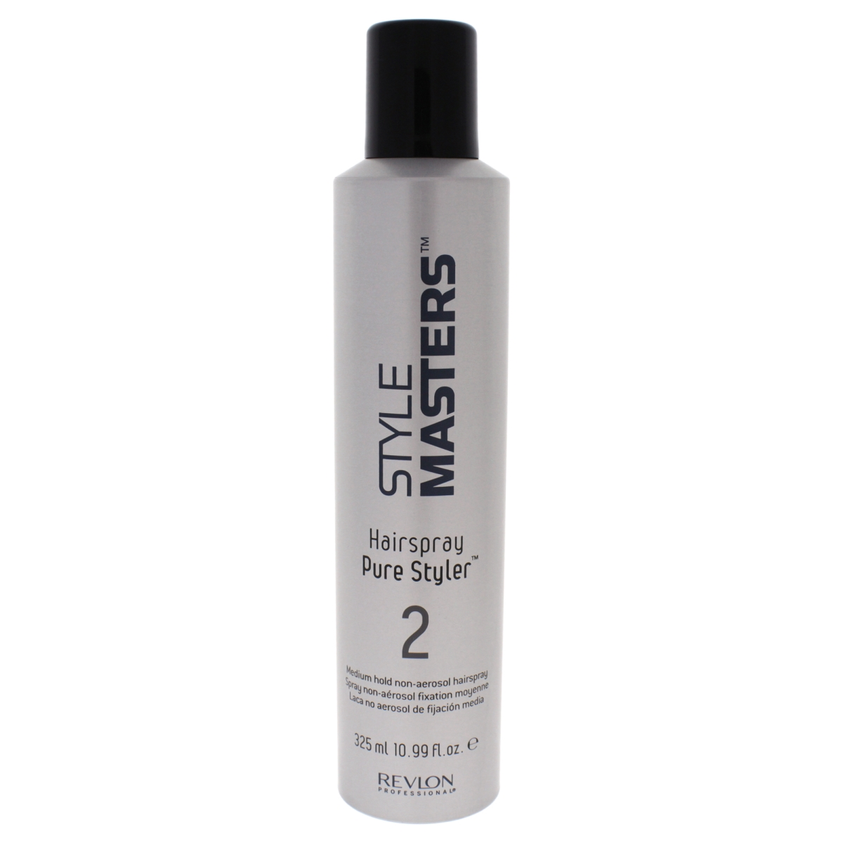 Revlon U-HC-11971 10.99 oz Style Masters Pure Styler No 2 Medium Hold Hair Spray for Unisex