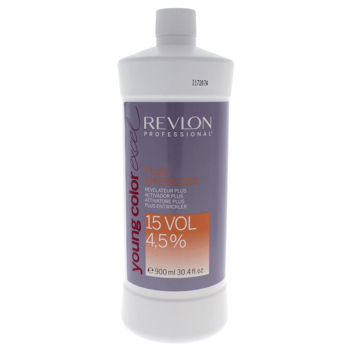Revlon U-HC-11978 30.4 oz Young Color Excel Plus Energizer 15 Vol 4.5 percent for Unisex