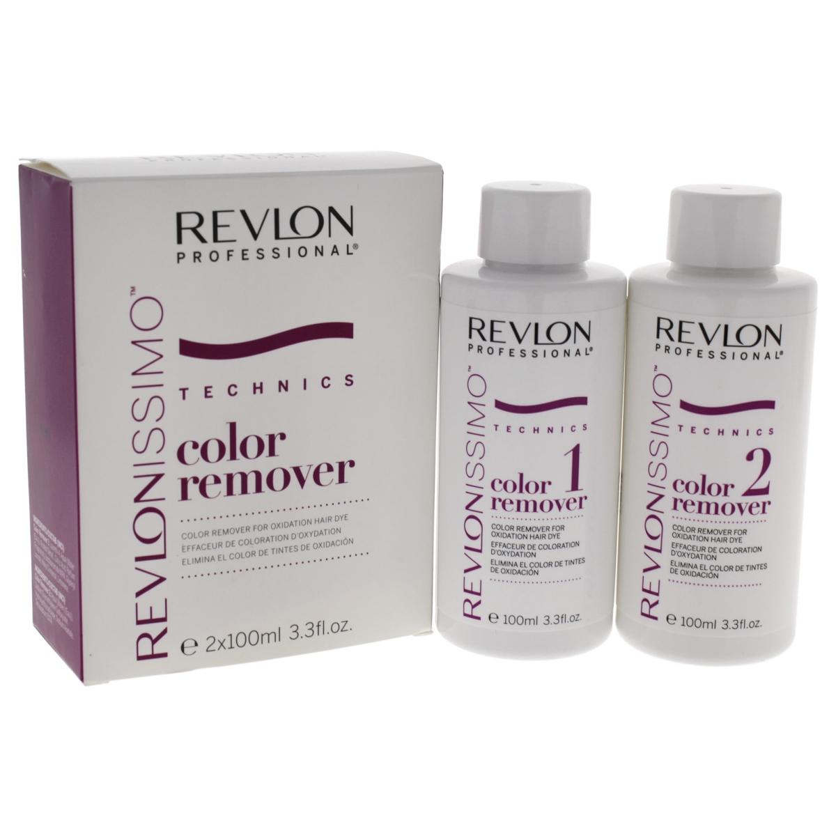 Revlon U-HC-11983 2 x 3.3 oz No. 1 & No 2 Color Remover for Unisex