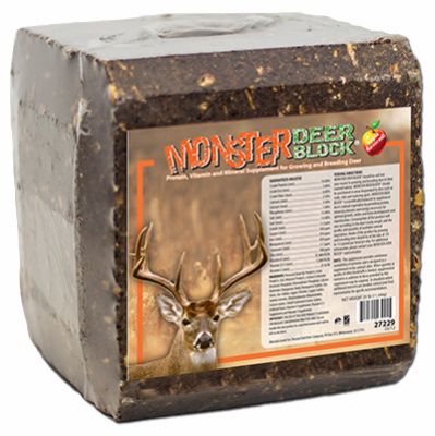 Ridley 41251 25 lbs. Monster Deer Block