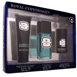 Royal Copenhagen amgrc3n Gift Set for Men 3 Piece