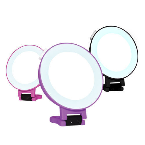 Rucci M975 Lighted Suction Mirror 15X