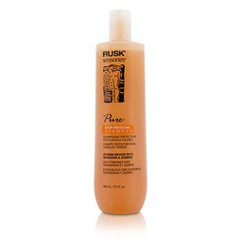 Rusk 206185 13.5 oz Sensories Pure Mandarin & Jasmine Color-Protecting Shampoo