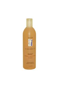 Rusk U-HC-1639 Sensories Moist Sunflower and Apricot Hydrating Shampoo - 13.5 oz - Shampoo