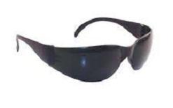 SAS Safety SAS-5342 Protective Glasses - Black & Orange