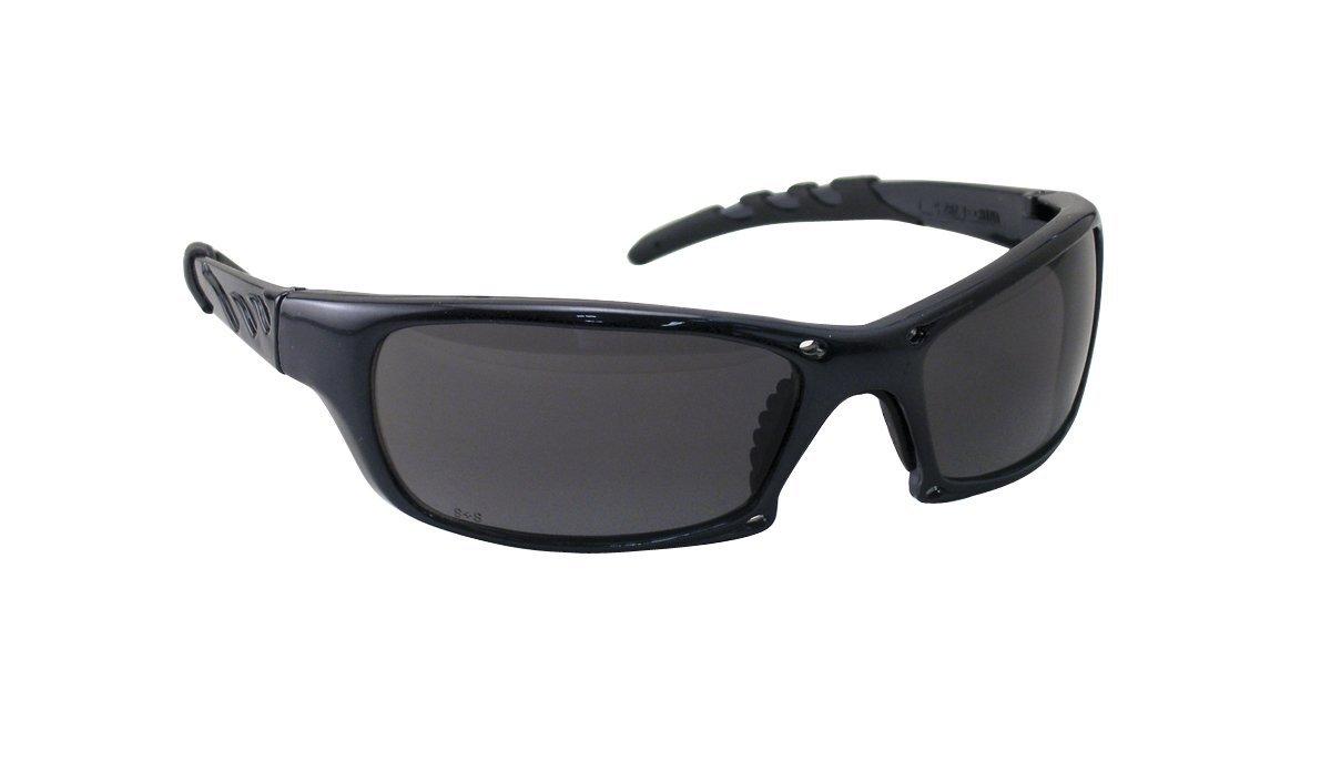 SAS Safety SAS-542-0301 GTR Safety Glasses - Charcoal Gray
