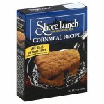 SHORE LUNCH 66207 Rice Mix Red Bean & Rice 8 oz.