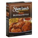 SHORE LUNCH MIX BTTR SPCY BFFL STYL W-9 OZ -Pack of 10