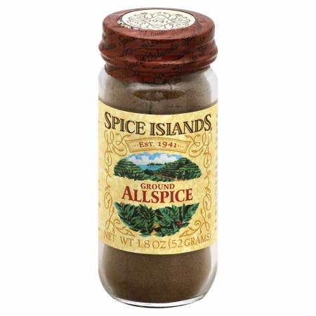 SPICE ISLAND 35336 Allspice Ground 1.8 oz.